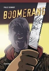 Boomerang (ungdomsroman, Gyldendal 2013)