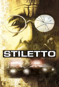 STILETTO (graphic novel, Fahrenheit 2013)