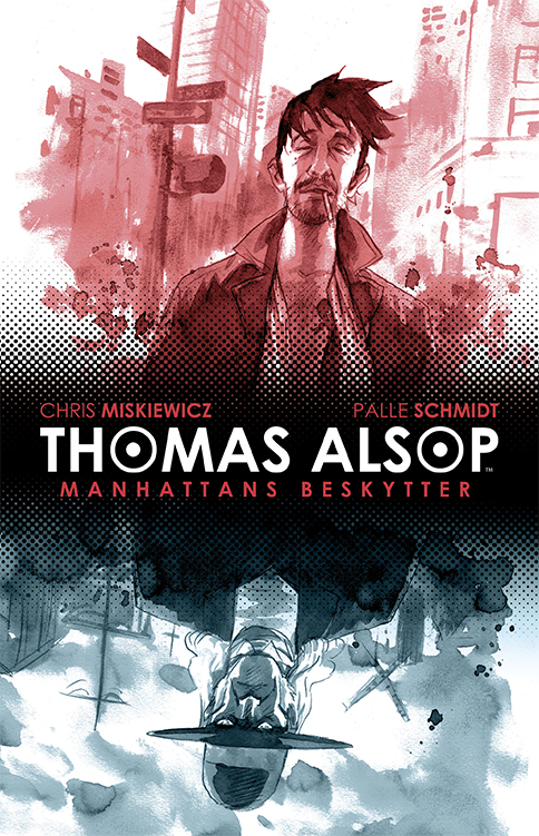 Thomas Alsop – Danish Edition