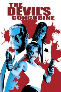 THE DEVIL'S CONCUBINE (graphic novel, IDW 2011)