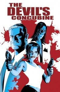 The Devil's Concubine (graphic novel, IDW Publishing 2011)