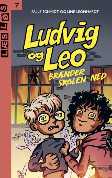 Ludvig og Leo brænder skolen ned